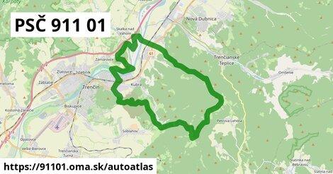 ikona Mapa autoatlas  91101