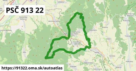 ikona Mapa autoatlas  91322
