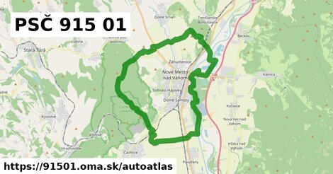 ikona Mapa autoatlas  91501