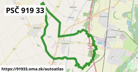 ikona Mapa autoatlas  91933
