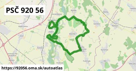 ikona Mapa autoatlas  92056