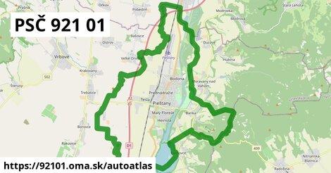 ikona Mapa autoatlas  92101