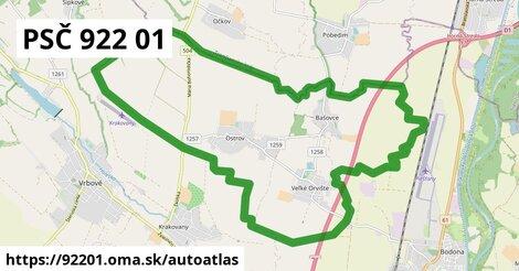 ikona Mapa autoatlas  92201