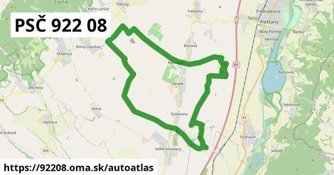 ikona Mapa autoatlas  92208
