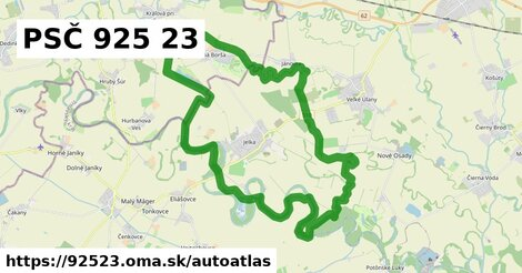 ikona Mapa autoatlas  92523