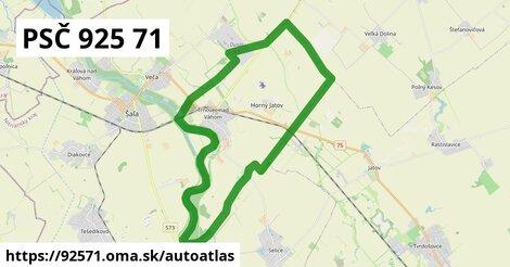 ikona Mapa autoatlas  92571