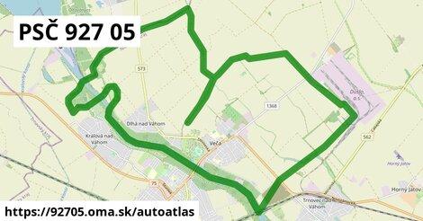 ikona Mapa autoatlas  92705