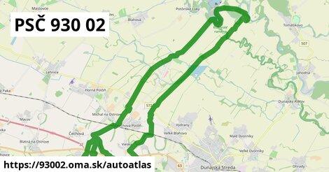 ikona Mapa autoatlas  93002