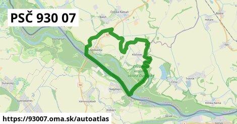 ikona Mapa autoatlas  93007