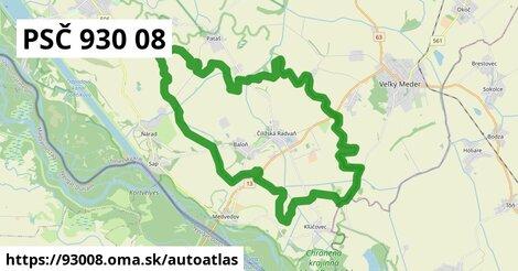 ikona Mapa autoatlas  93008