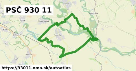 ikona Mapa autoatlas  93011