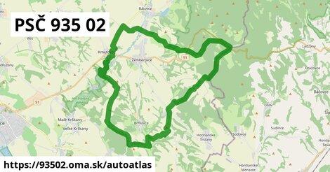 ikona Mapa autoatlas  93502