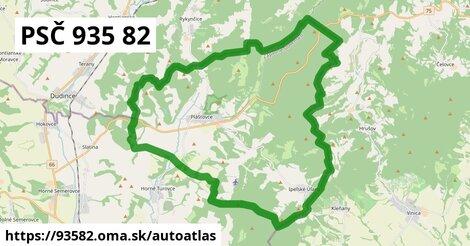 ikona Mapa autoatlas  93582