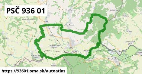 ikona Mapa autoatlas  93601