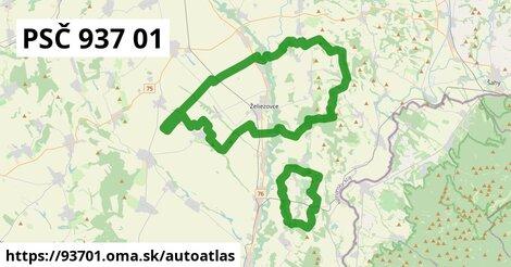 ikona Mapa autoatlas  93701
