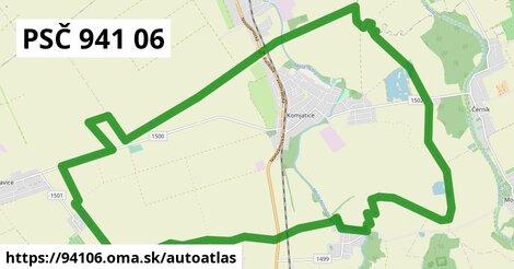 ikona Mapa autoatlas  94106