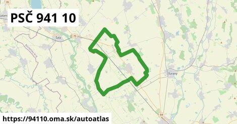 ikona Mapa autoatlas  94110