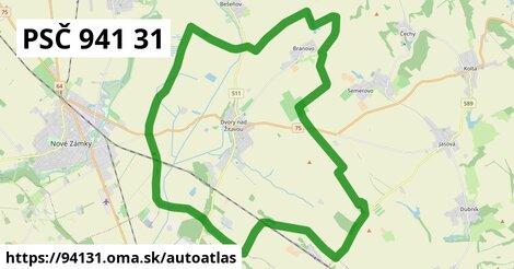 ikona Mapa autoatlas  94131