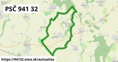 ikona Mapa autoatlas  94132