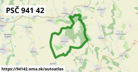 ikona Mapa autoatlas  94142