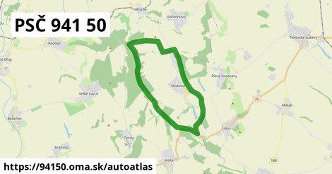 ikona Mapa autoatlas  94150