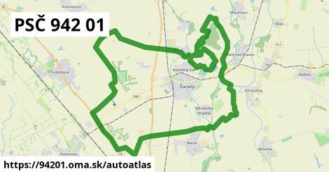 ikona Mapa autoatlas  94201