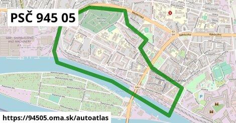ikona Mapa autoatlas  94505