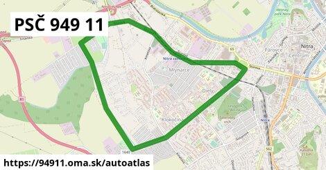 ikona Mapa autoatlas  94911