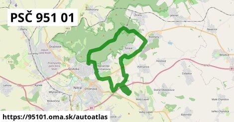 ikona Mapa autoatlas  95101