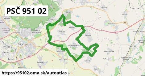 ikona Mapa autoatlas  95102