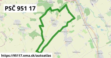 ikona Mapa autoatlas  95117
