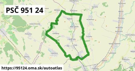 ikona Mapa autoatlas  95124