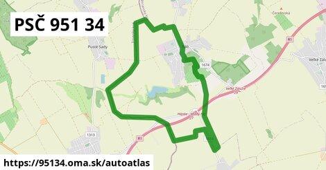 ikona Mapa autoatlas  95134