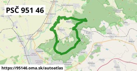 ikona Mapa autoatlas  95146