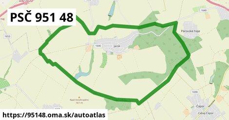 ikona Mapa autoatlas  95148
