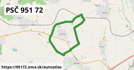 ikona Mapa autoatlas  95172