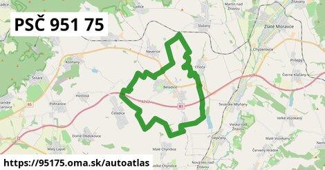 ikona Mapa autoatlas  95175