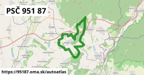 ikona Mapa autoatlas  95187
