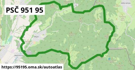 ikona Mapa autoatlas  95195