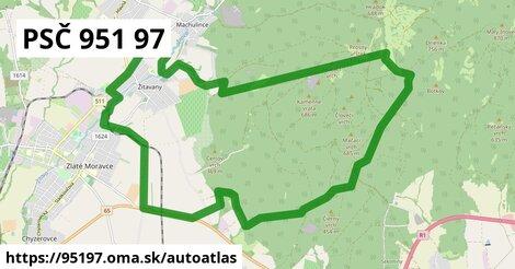 ikona Mapa autoatlas  95197