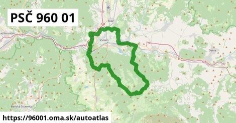 ikona Mapa autoatlas  96001