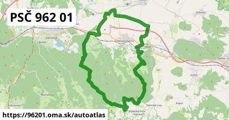 ikona Mapa autoatlas  96201