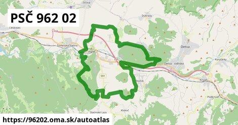 ikona Mapa autoatlas  96202