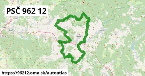 ikona Mapa autoatlas  96212