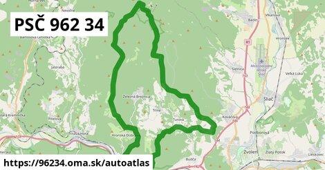 ikona Mapa autoatlas  96234