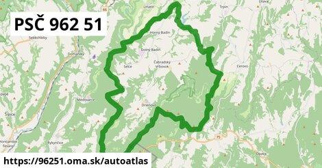 ikona Mapa autoatlas  96251