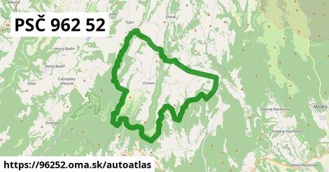 ikona Mapa autoatlas  96252