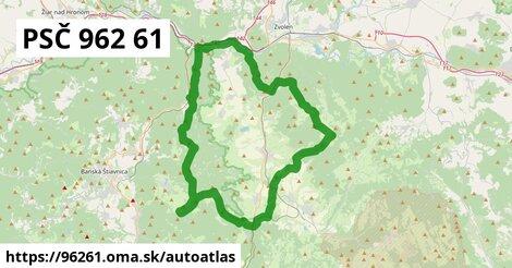 ikona Mapa autoatlas  96261