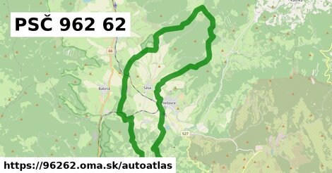 ikona Mapa autoatlas  96262