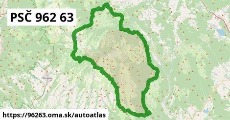 ikona Mapa autoatlas  96263